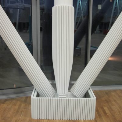columns padding, columns protections, columns padding